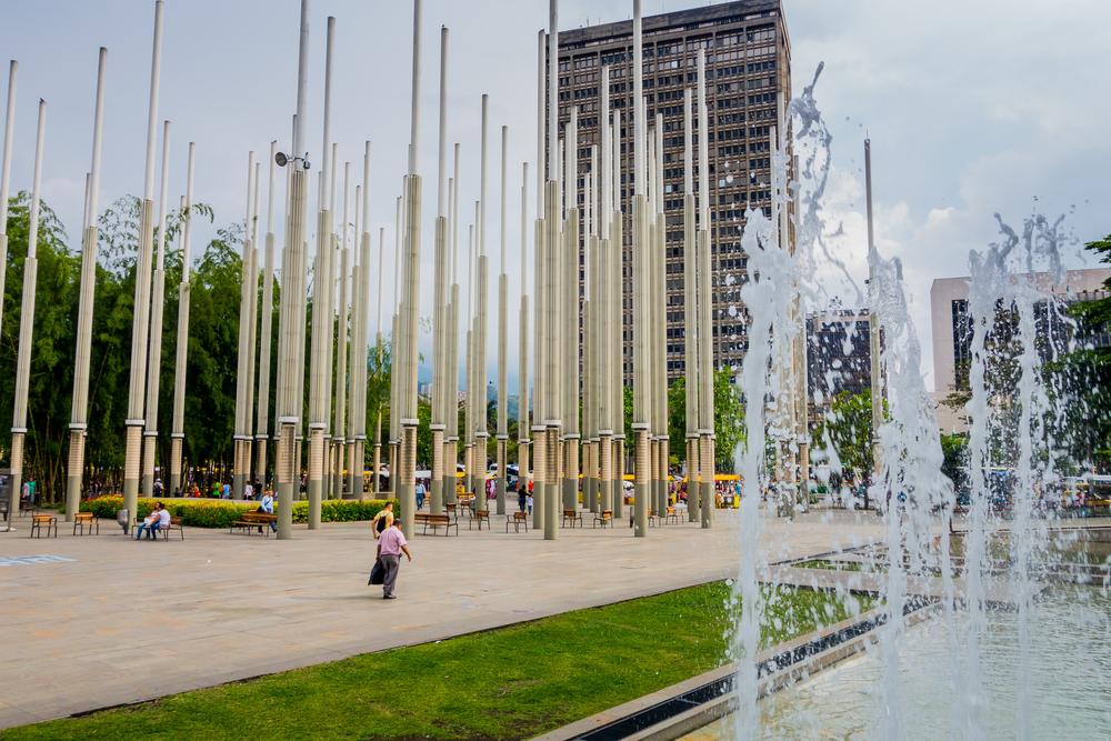 Plaza de medellín