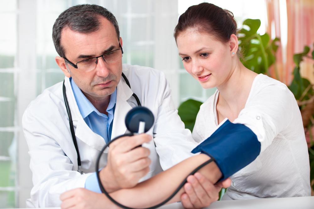 chequeo médico para diabetes