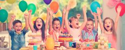 Disfruta las tendencias para fiestas infantiles