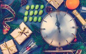 Rituales fin de año alrededor de mundo