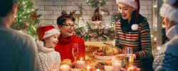 Facebook Live: Ideas para decorar tu centro mesa en Navidad y Fin de Año