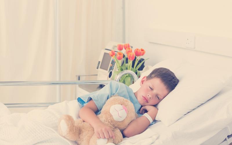 Consejos hospitalización de un hijo