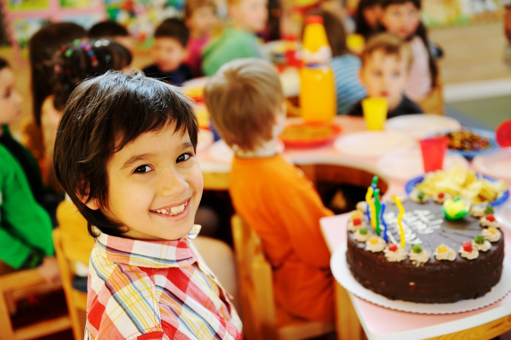 Fiesta temáticas para niños en Bogotá