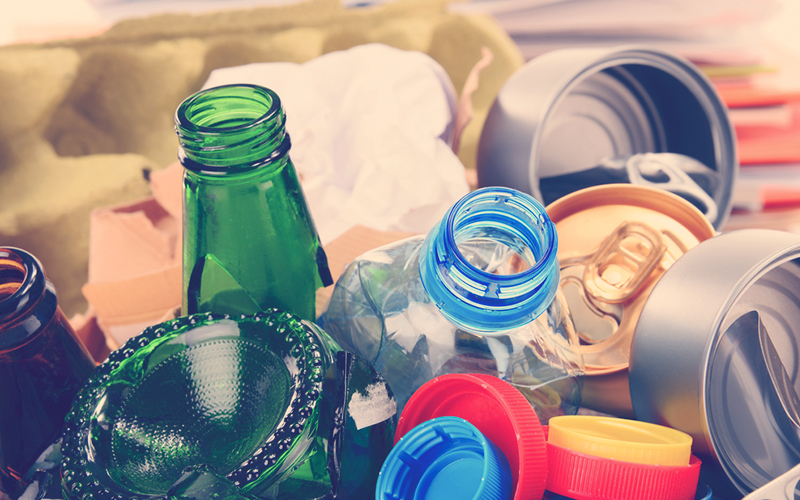 Productos para reciclar o reutilizar