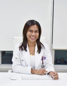 Pediatra Yesica Castillo
