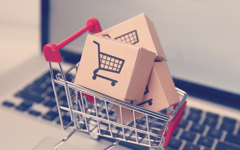 carrito de compras para tienda virtual o e-commerce