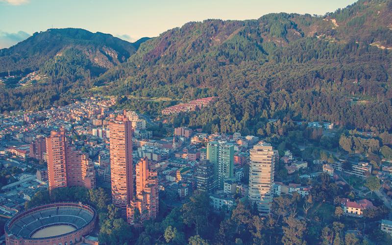 Bogotá edificio Rogelio Salmona