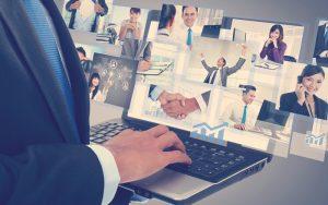 Equipos de trabajo conectados desde cualquier parte del mundo