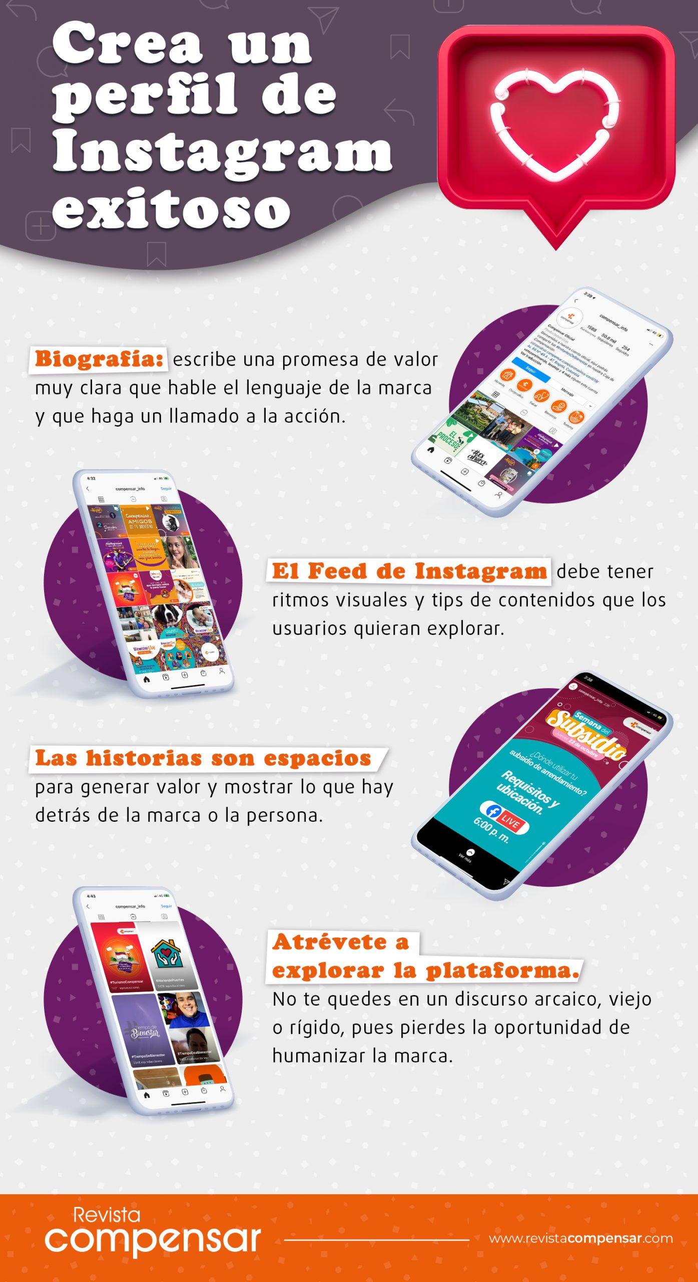 ¿Cómo crear un perfil de Instagram?