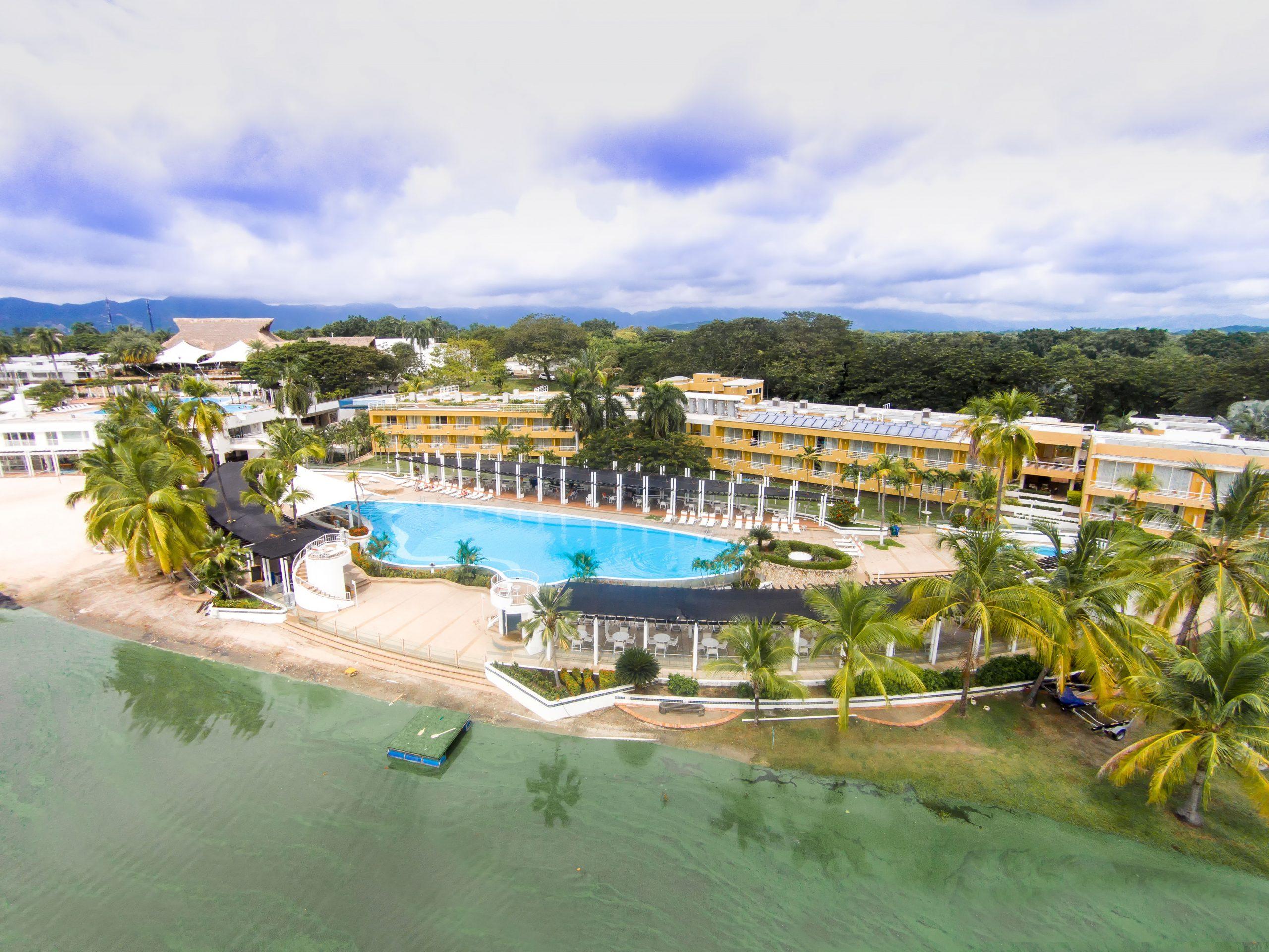 Hotel de Compensar Lagomar ubicado en El Peñón- Girardot