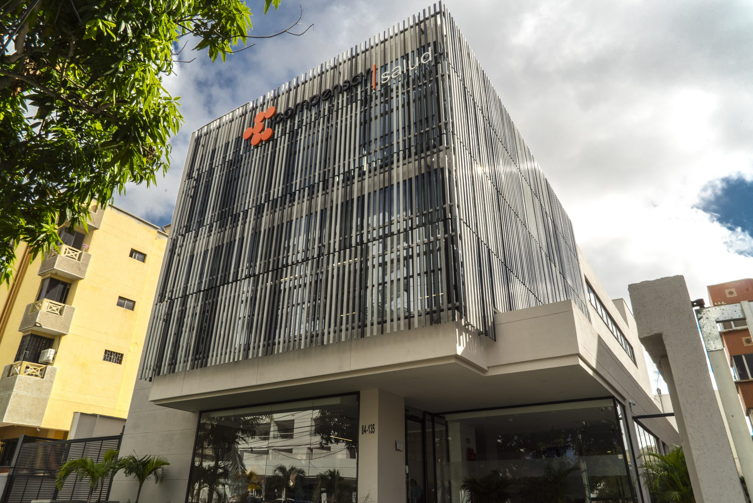 Primera sede de Compensar Salud en Barranquilla