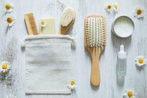 Kit para mantener el cabello seco hidratado