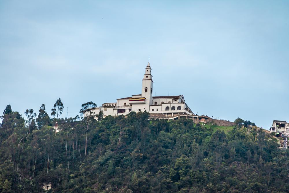 Iglesia Monserrate - Bogotá, Colombia