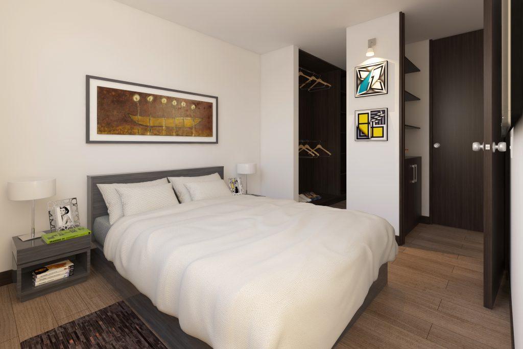 apartamento modelo Zuame Inn