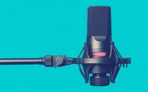 micrófono para grabar podcast para emprendedores