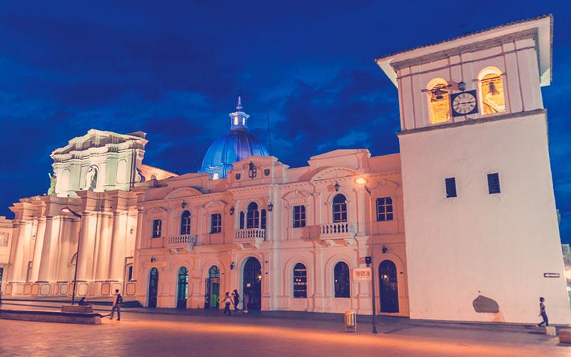 Popayán, ciudad blanca