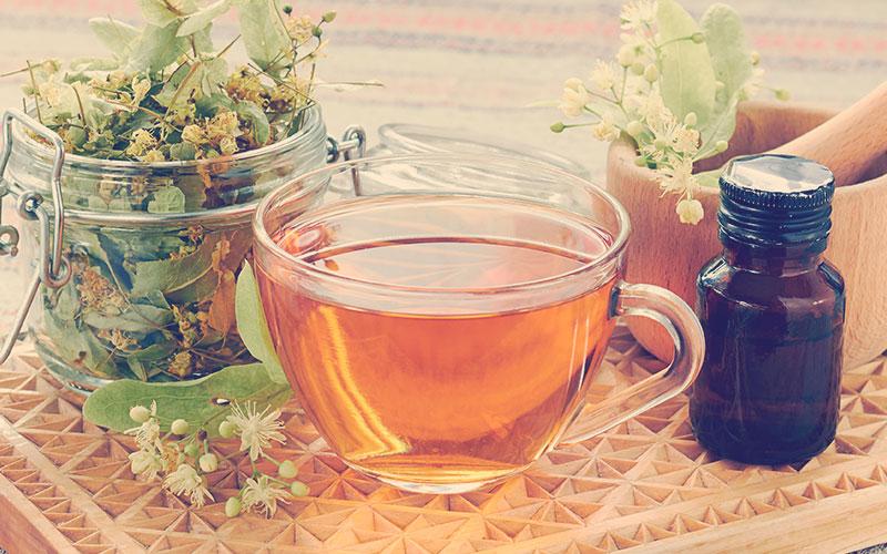Té y aromáticas para el dolor de cabeza