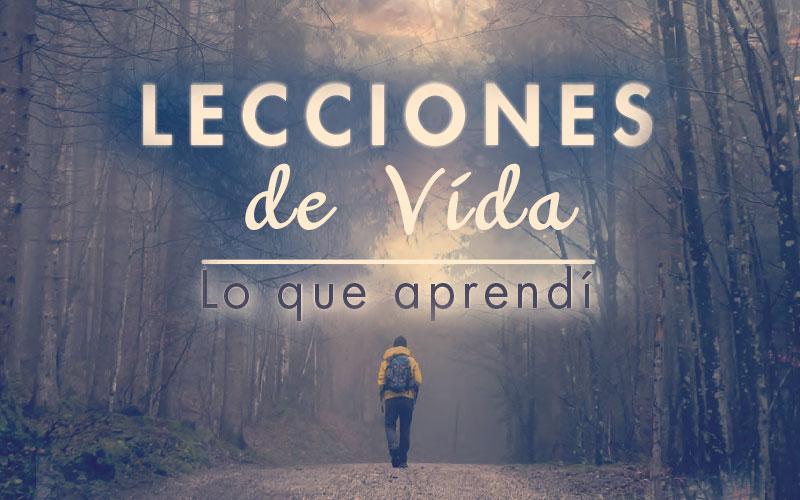 Lecciones de vida, libro de Álvaro Cadavid