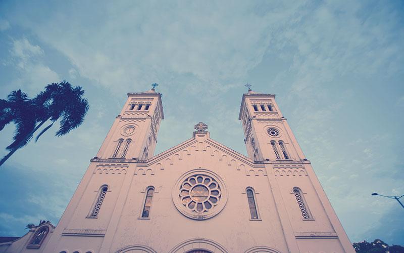 Iglesia de Guamal, Meta