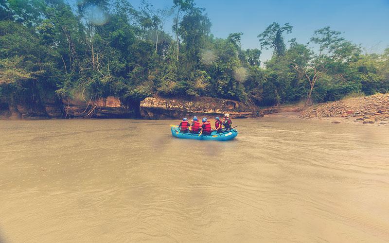 Cañón del río Güejar