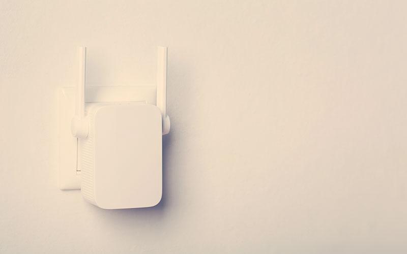 1.Amplificador de señal de Wi-Fi