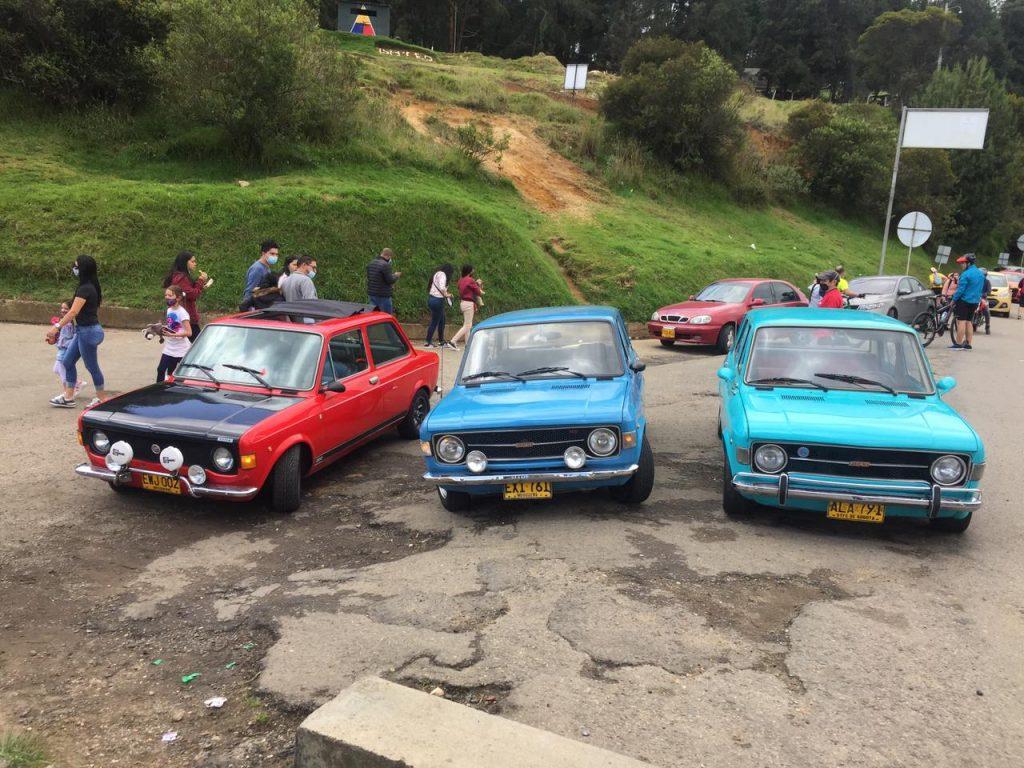 carros clásicos para reparar fiat 128