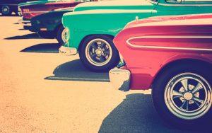 Carros clásicos para restaurar
