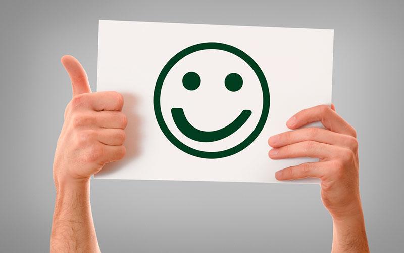 Descubre cuál es tu porcentaje de felicidad