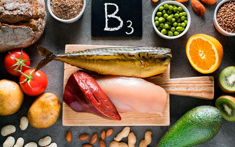 Importancia de la vitamina B3 en tu alimentación
