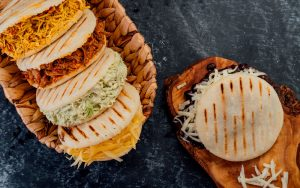 Arepas Colombia